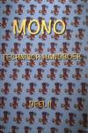 Mono technisch handboek DEEL 2, 1e druk (NIET-ledenprijs), 597 blz. Uitgave 2014