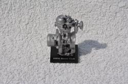 3D geprint mono motorblok